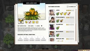 Picture of weed reviews on Weedcraft Inc