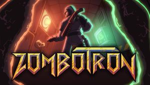 Promotional image for Zombotron video game