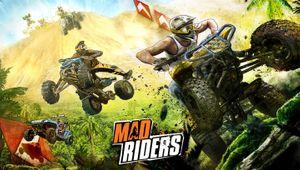 Mad Riders promo image