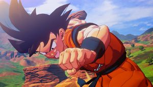 Goku from Dragon Ball Z: Kakarot