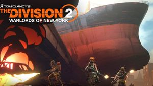 The Division 2 - Warlords of New York animated trailer