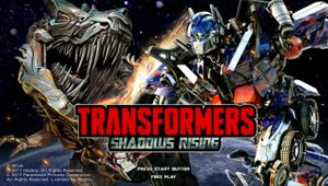 Transformers - Shadows Rising