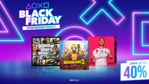 artwork showing ps store black friday promotion
