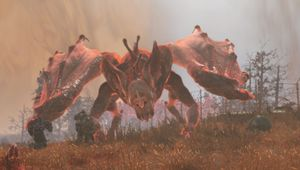 Fallout 76 - Scorchbeast queen