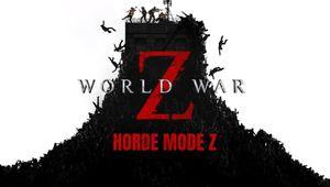 Key art for World War Z: Horde Mode Z