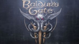 Baldur's Gate 3's official logo