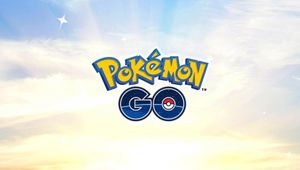 Pokemon Go artwork showing pokemon go logo