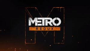 Metro Redux - Switch Edition