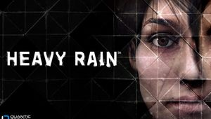 Promotional image for Heavy Rain