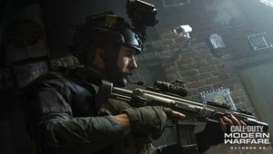 Call of Duty: Modern Warfare promo image featuring Captain Price