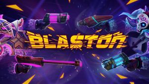 Blaston - now available for Oculus Quest