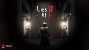 Lies of P key art with logo