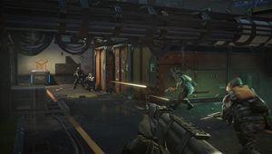 Two squads face off in Warface: Breakout.