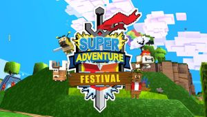 Guild Wars 2 - Super Adventure Festival