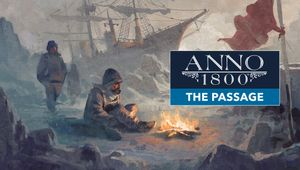 Anno 1800 - The Passage DLC promo image