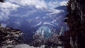 Icetide event brings snowy vistas to Anthem