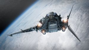 Star Citizen - Drake Corsair