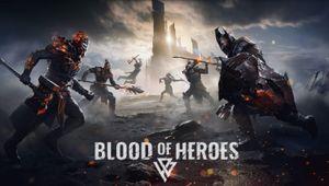 Blood of Heroes: Dark Souls meets For Honor