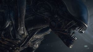 picture showing alien