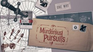 Poster image for Murderous Pursuits video game