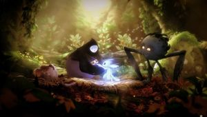 Ori and the Will of the Wisps trailer screenshot