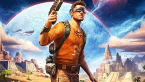 picture showing main character from Outcast second contact