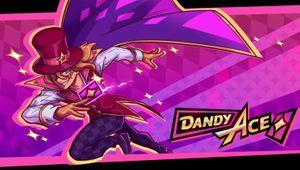 Dandy Ace key art with logo