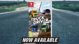 Truck Driver - now available