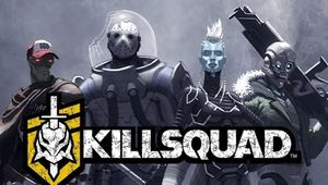 Promotional image for Killsquad