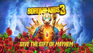 Borderlands 3 - The Gift of Mayhem promo image
