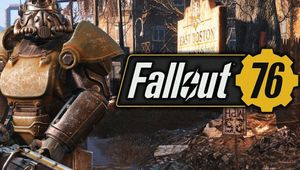 Picture of Fallout 76 dude in a Power Armour