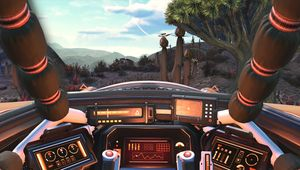 No Man's Sky, first-person exocraft