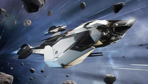 Star Citizen's new ship RSI Mantis