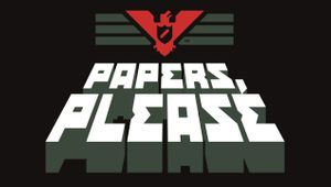 Papers, Please openning menu