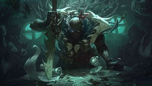 Picture of League of Legends champion Pyke