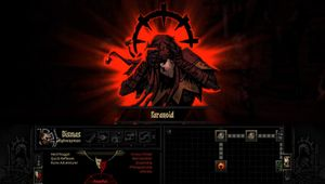 darkest dungeon screenshot showing mad man