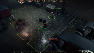 Screenshot of combat in Empire of Sin