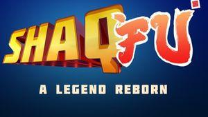 Shaq-Fu: A Legend Reborn logo