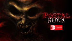 POSTAL Redux for Switch promo image