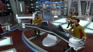 The crew of USS Aegis