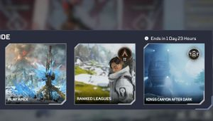 Apex Legends menu