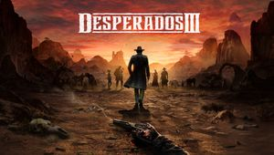 Key art for Desperados 3.