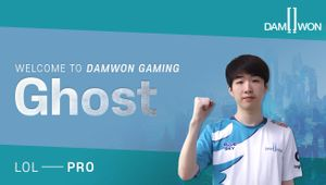 League of Legends - Ghost, Damwon Gaming's new marksman