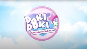 Doki Doki Literature Club Plus edition logo