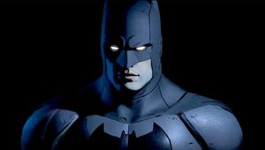 Picture of Batman from an interactive game