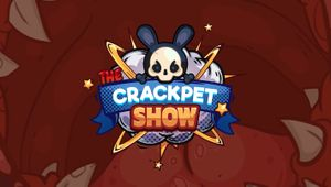 The Crackpet Show logo key art