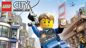 Lego City Undercover game cover