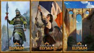 Total War: Elysium card artwork