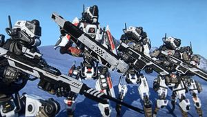 Planetside 2, Nanite System Operatives soldiers