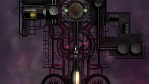 A top-down view of Sunless Skies gameplay